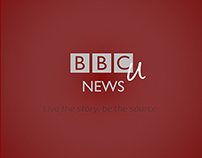 Concept - BBCu News: Live the story, be the source