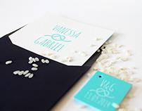 VANESSA & GABRIEL | Invitación boda