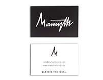 Mamyth Business Card