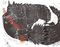 taz Wölfe
