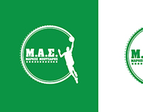 MAS logo For Athletic Team