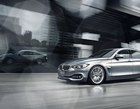 BMW 4series Gran Coupé Campaign