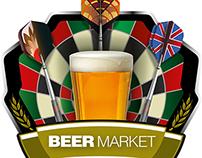 Beer Market Challenge Crests