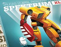 Spektrum XL 12 - Aphrodite & Spor