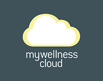 Technogym - mywellness cloud brand identity