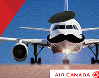 Air Canada Giveaway