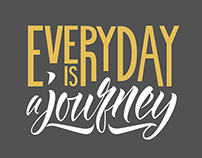 Evereday is a journey