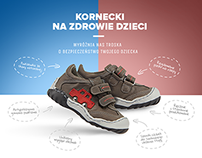 Kornecki footwear