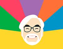 I magici mondi di Hayao Miyazaki