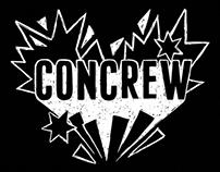 CONCREW // Branding (WIP)