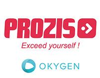 Prozis - Campanha produto Okygen (proposta)