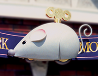 Clockwork Mouse Toy Company