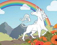 Unicorn of the Santa Monica Mountains