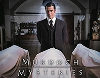 CBC TV: MURDOCH MYSTERIES