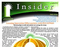 Insider Newsletter Volume 3-4
