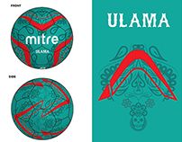 Ulama - Central & South American Ball Graphic