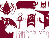 Patino's monsters