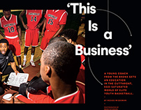 NYT Magazine Feature: Team Scan