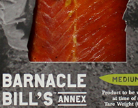 BARNACLE BILLS: Branding + Packaging