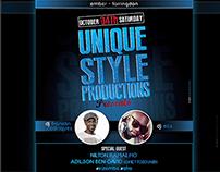 Unique Style Productions Presents