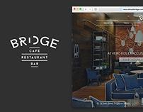 Bridge Restaurant - Restaurant Web Design