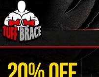 Tuff Brace Website Design