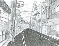 トキワ荘があった街⑥