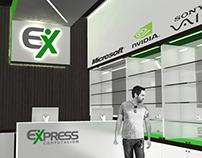 Tienda Express Computación - Mall Valle Curicó