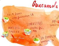 Yahoo Travel Illustrated Map