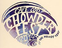 Cape Cod Chowder Fest Poster
