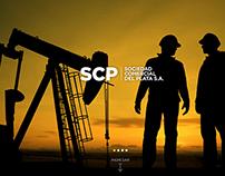 Sitio web de la Sociedad Comercial del Plata