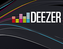 Deezer at Parisian Techno Parade