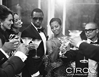 Ciroc: The Art of Celebration // Diddy + Sinatra