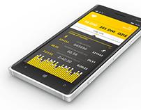 Life Tracker App