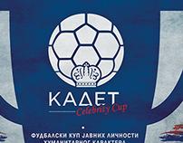 Kadet Celebrity Cup Poster