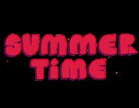 Summertime Sticker Pack