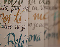 Psalms Notebook / Cuaderno de Salmos