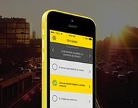 Automóvil Club Chile  |  App Design