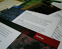 Indiana Memorial Union Marketing and Promotional Kit