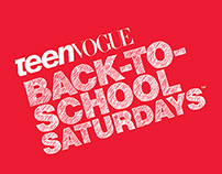 TeenVogue Insider | Back to School Saturdays