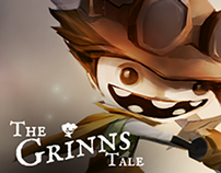 Grinns Tale Art Direction / Concept Design - FB Game
