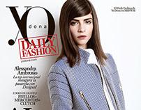Alba Galocha cover for YoDona