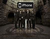 Dream Theater Icon Skin iPhone 5