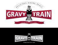 Gravy Train Brand Identity