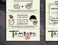 Door hanger Tampopo