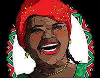 Mama Winnie's Branding