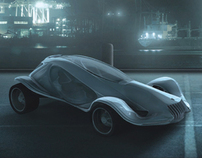 HYBREED - Fictional automobile manufacturer