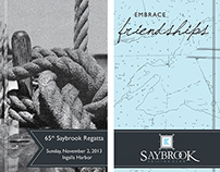 Saybrook Sailing Club Advertisement