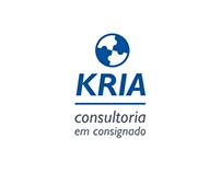 Identidade visual - KRIA consultoria em consignado
