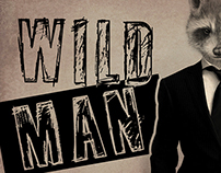 Wild Man. Photoshop.